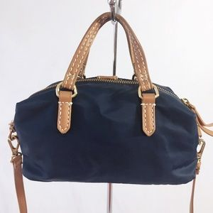 Tommy Hilfiger Bags - Tommy Hilfiger Crossbody Nylon and Faux Leather